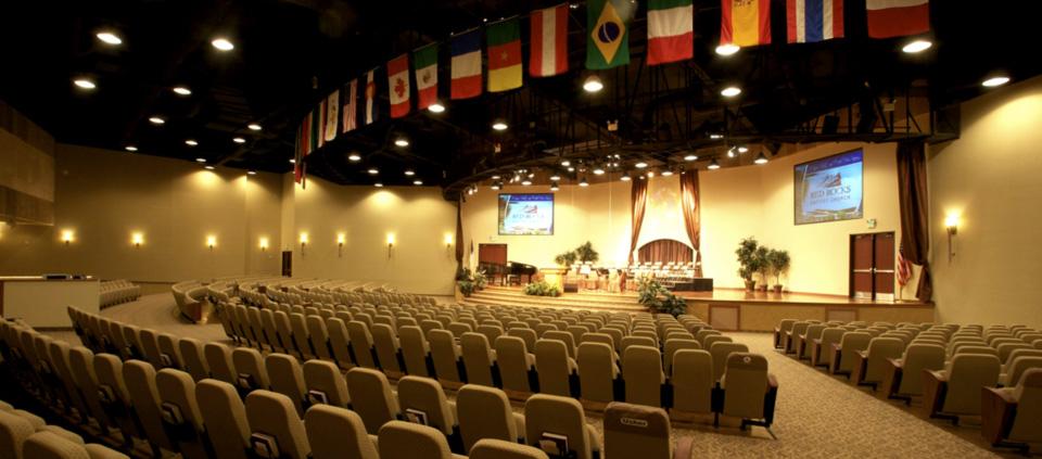 Ethiopian Fellowship Church Raleigh, NC